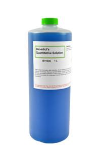 Benedict's Quantitative Solution, 1 Liter