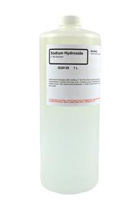 Sodium Hydroxide Solution, 0.1M, 1 Liter