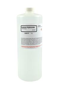 Sodium Hydroxide Solution, 1.0M, 1 Liter