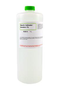 Starch Indicator Solution, 1%, 1 Liter