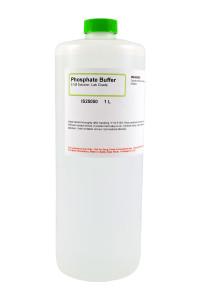 Phosphate Buffer, Lab Grade, 0.1M, 1 Liter