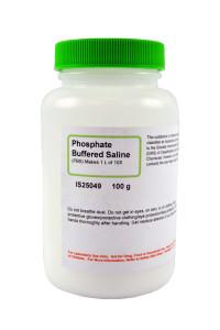 Phosphate Buffered Saline (PBS) 100 grams
