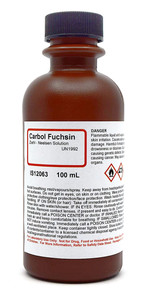Carbol Fuchsin Solution, 100mL