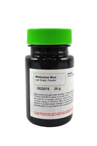 Methylene Blue, Lab Grade, Powder, 25 grams