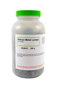 Silicon Metal Lump, Lab Grade, 500 grams