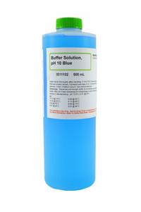 Buffer Solution, pH 10.00 Blue, 500mL
