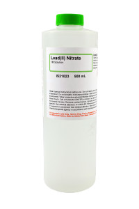 Lead (II) Nitrate Solution, 1.0M, 500mL