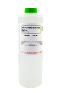 Phosphate Buffered Saline (Pbs), 500mL