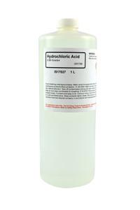 Hydrochloric Acid Solution, 6.0M, 1 Liter