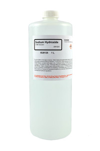 Sodium Hydroxide Solution, 0.5M, 1 Liter