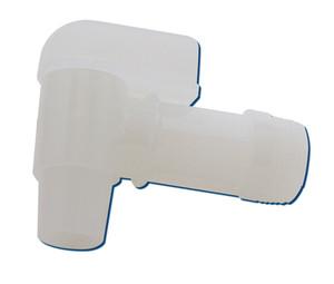 """Plastic Drum Faucet / Spigot, 3/4"""" thread, case/12"""