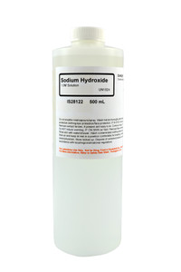 Sodium Hydroxide Solution, 1.0M, 500mL
