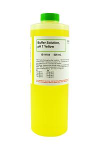Buffer Solution, pH 7.00 Yellow, 500mL