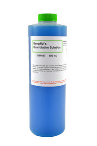 Benedict's Quantitative Solution, 500mL