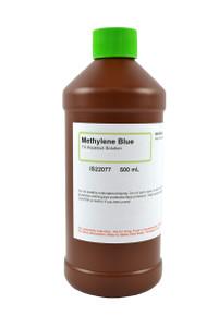 Methylene Blue Solution, 1%, (Aqueous), 500mL