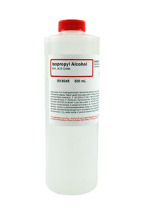 Isopropyl Alcohol 99%, ACS Grade, 500mL