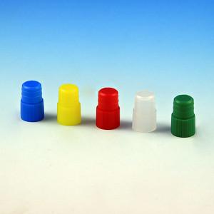 Plug Cap, 12mm, Blue, bag/1000