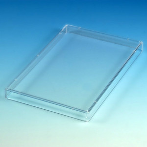 Lid for Microtest Plates, Polystyrene, case/150