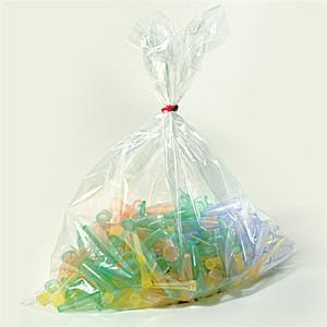"Plastic Specimen Bags, LDPE, 18 x 24 x.0015"", case/100"