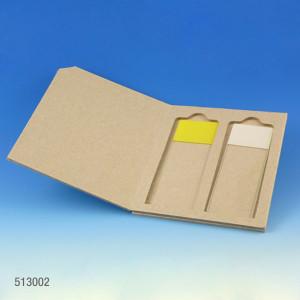 Cardbord Slide Mailer, for 2 Slides, 2 Boxes/Unit, box/100