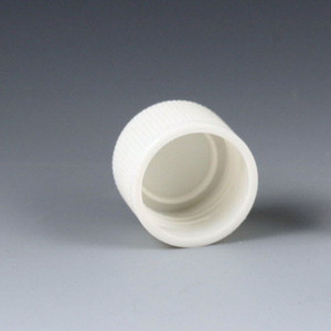 Screw Caps for False Bottom Tubes with Threads, White, bag/1000