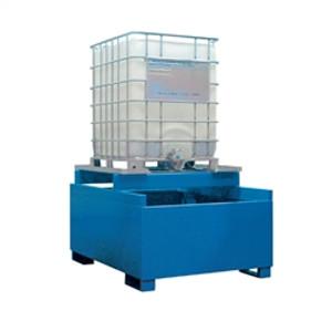 1-Tote IBC Painted Steel Dispensing Platform (Painted)