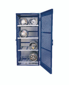 Gas Bottle & Cylinder Storage Cage, 8 Cylinder