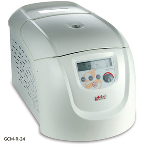 Micro Centrifuge with Rotor, Refrigerated, 24-Place, High Speed, 120V for 1.5mL-2mL Tubes