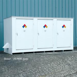 Hazmat 14-Drum Storage Building, Fire Rated N0405-402