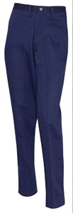 Flame Resistant FR Clothing, Indura® Work Pants, UL Certified, Navy