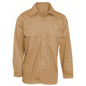 Flame Resistant FR Clothing, Westex UltraSoft® Button Down Work Shirt