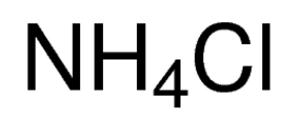 Ammonium Chloride ACS Reagent, 99.5%+ 500 grams, case/6