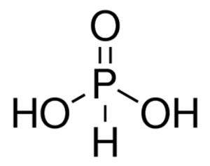 Phosphorous Acid 99% 2 kg, case/4