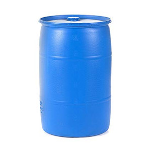 30 gallon Drum, L-1 HDPE, Tight head, UN Rated for use with EF-4717-1C