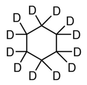 Cyclohexane-D12 99.6+ atom % D, 1 ml, case/10