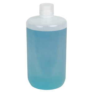 2 Liter Bottles, Nalgene® LDPE, with 38-430 PP Closure