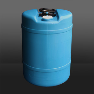 15 gal HDPE, Tight head Drum, UN Rated, Coarse Thread for Use with EF-4717-1C