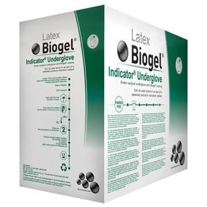 Biogel® Indicator® Surgical Gloves, Sterile, Latex, Powder-Free, case/200