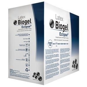 Biogel® Eclipse® Surgical Gloves, Sterile, Latex, Powder-Free, case/200