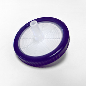 PVDF Syringe Filters, 0.45um Hydrophilic, 33mm, pack/100