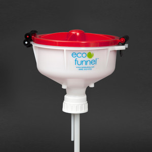 "8"" ECO Funnel® with 53mm cap adapter (53B)"
