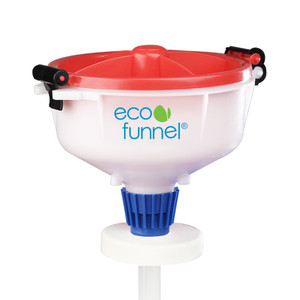 "8"" ECO Funnel® with 100mm cap adapter (Nalgene)"