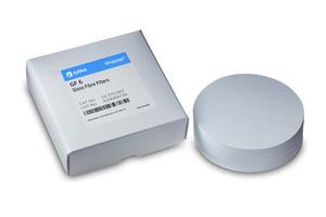 Whatman® 10370005 Filter Paper Circles, 90mm, with Binder Grade GF 6, pack/100