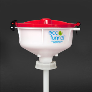 "8"" ECO Funnel® with 70mm SW cap adapter (6TPI buttress)"