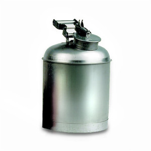 Eagle® Safety Can, 5 gallon Safety Disposal Can, EAGLE, 316 Stainless Steel
