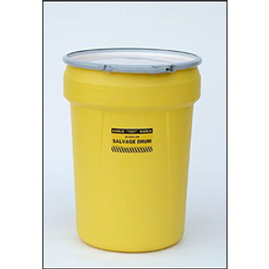 Eagle® Salvage Drum, 30 gallon with Metal Lever-Lock Ring