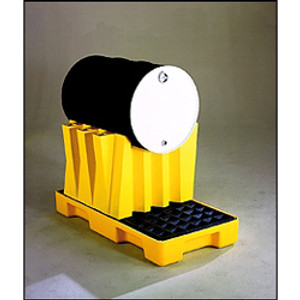 Eagle® Drum Cradle for Horizontal Drum Stacking System, Poly