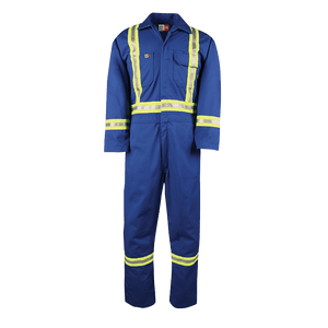 Westex UltraSoft Work Coverall With Reflective Material For Men