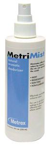 Metrex Metrimist® Deodorizer, 8 oz Spray, case/12