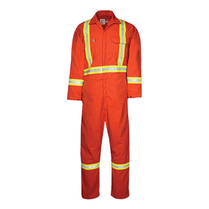 Westex UltraSoft Work Coverall with Reflective Material